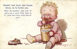 D  TEMPEST  Quand Vous Tenez Une Bonne Chose Ne La Lachez Pas RV - Cartes Humoristiques