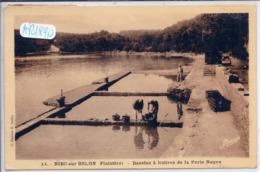 RIEC-SUR-BELON- BASSINS A HUITRES DE LA PORTE NEUVE - Autres Communes