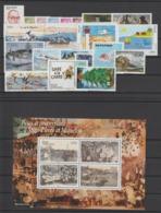 Saint Pierre Et Miquelon Année Complète 2010, 966 à 990 Neuf ** - Full Years