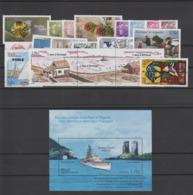 Saint Pierre Et Miquelon Année Complète 2011, 991 à 1023 Neuf ** - Full Years