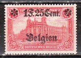 OC23*  Timbre D'Allemagne Surchargé CENT - Bonne Valeur - MH* - LOOK!!!! - Guerre 14-18