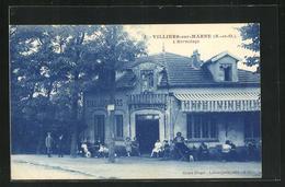 CPA Villiers-sur-Marne, L`Hermitage - Villiers Sur Marne
