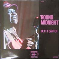 Betty Carter – Round Midnight Label: Roulette – SR59065 - Jazz