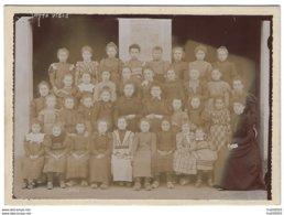 01 - SAINT-DIDIER-SUR-CHALARONNE - Ancienne Photo De Classe CDV - Frankreich