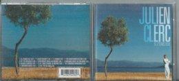 """CD  JULIEN CLERC - """" SI J'ETAIS ELLE """" - 12 TITRES - Musik & Instrumente"""