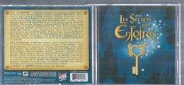 """2 CD  LES ENFOIRES  """" LE SECRET DES ENFOIRES """" ( LORIE / MAE / CLERC / FIORI / LEROY / BRUEL / HALLYDAY / OBISPO... ) - Musik & Instrumente"""