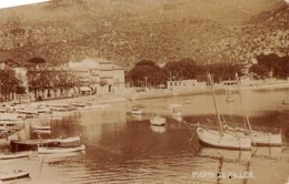Espagne. N° 104222 .mallorca .carte Postale Photo .bateaux . - Mallorca