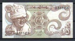 329-Soudan Billet De 25 Piastres 1981 A63 - Sudan