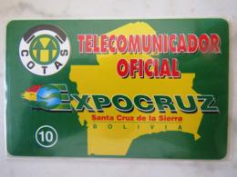 BRESIL   COTAS EXPOCRUZ - Brésil