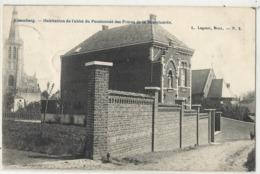 Alsemberg - Habitation De L'abbé Du Pensionnat Des Frères De La Miséricorde 1910 - Beersel