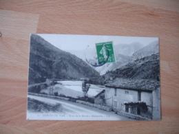 Gorges Du Var Route De La Mescla A Malaussene - Frankrijk