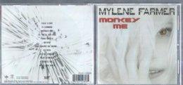"""CD  MYLENE FARMER  """" MONKEY ME  """" 12 TITRES - Musik & Instrumente"""