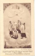 Devotie - Devotion - Missie Mission - Les 4 Premiers Pretres Chinois - Santini
