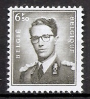 BELGIE Boudewijn Bril * Nr 1069A  (6) * Postfris Xx - 1953-1972 Glasses