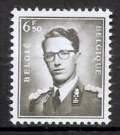 BELGIE Boudewijn Bril * Nr 1069A  (7) * Postfris Xx - 1953-1972 Lunettes