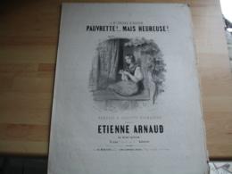 Ancienne Partition Musique Gravure Chantez Petits Oiseaux Paul Henrion Edi Colombier - Autres