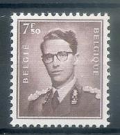 BELGIE Boudewijn Bril * Nr 1070  (8) * Postfris Xx - 1953-1972 Lunettes