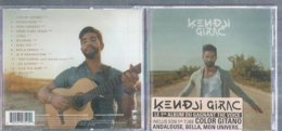"""CD  KENDJI GIRAC  """" COLOR GITANO  """" 13 TITRES - Musik & Instrumente"""