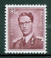 BELGIE Boudewijn Bril * Nr 1072  (8) * Postfris Xx - 1953-1972 Glasses