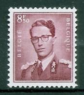 BELGIE Boudewijn Bril * Nr 1072  (8) * Postfris Xx - 1953-1972 Lunettes