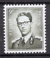 BELGIE Boudewijn Bril * Nr 1073  (5) * Postfris Xx - 1953-1972 Lunettes