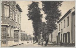Environs D'Alsemberg - La Drève (St Genesius Rode) 1910 - Beersel