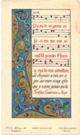 Devotie - Devotion - Pretre Rene Brogard - Paris - Nancy 1933 - Andachtsbilder