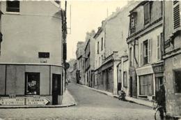 -dpt Div-ref-AM909- Yvelines - Marly Le Roi - Grande Rue - Imprimerie - Magasins - Panneaux Indicateurs - - Marly Le Roi