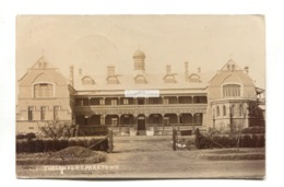 Parktown, Johannesburg - The Convent - 1907 Used South Africa Real Photo Postcard - Afrique Du Sud