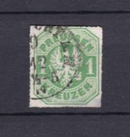 Preussen - 1867 - Michel Nr. 22 - Gest. - 55 Euro - Preussen