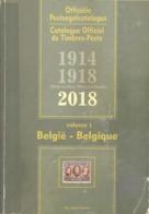 CATALOGUS BELGIE 2018 - Deel 1 - Belgique
