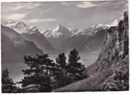 Vierwaldstättersee Mit Bristenstock - UR Uri