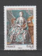 FRANCE / 2014 / Y&T N° 4887 ** : Marquise De Pompadour X 1 - Nuevos
