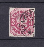Preussen - 1867 - Michel Nr. 24 - Gest. - 35 Euro - Preussen