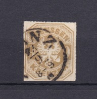 Preussen - 1867 - Michel Nr. 26 - Gest. - 60 Euro - Preussen