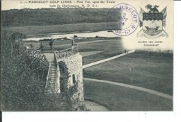 Hardelot Golf Links-First Tee, Upon The Tower Built By Charlemagne - Autres Communes