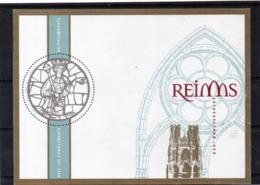 BLOC SOUVENIR - Philaposte - 800 E. Anniversaire De Reims - Other