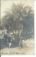 Cannes- Le 28 Mars 1905 Carte Photo - Cannes