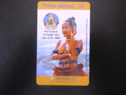 PALAU   BEAUTIFUL WOMEN   VALUE 15 - Palau
