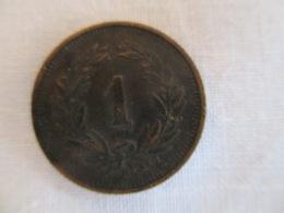 Suisse 1 Centime 1913 - Suisse