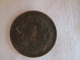 Suisse 1 Centime 1934 - Suisse