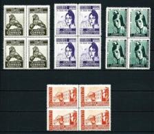 España - Franquicia Postal-19/22 (bloque-4) Nuevo - Postage Free