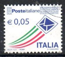 ITALIE. Timbres Oblitérés. Série Courante. - 6. 1946-.. República