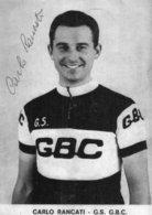 7160 Photo Repro. Cyclisme  Carlo Rancati - Cyclisme