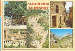 St Guilhem Le Désert   H391          ( 5 Vues ) - Francia