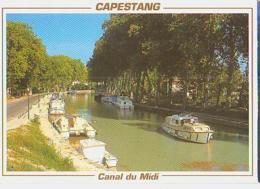 Capestang   H434          Canal Du Midi - Capestang