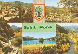 Saint Pons   H438         ( 5 Vues ) - Saint-Pons-de-Mauchiens