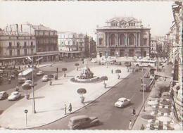 Montpellier   H514          La Place De La Comédie, Le Théâtre Et Les Trois Grâces - Montpellier