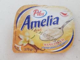 Poland Cottage Cream Top - Milk Tops (Milk Lids)