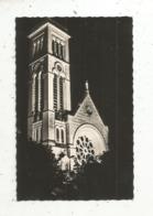 Cp,  49 , NOTRE DAME DU MARILLAIS ,la Chapelle ,de Nuit ,  Vierge, Ed. Studio Central, Ancenis - Autres Communes